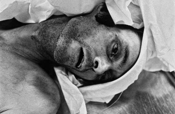 Beating Victim, 1972