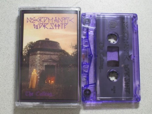 Necromantic Worship the calling Demo_zpsoqdt2lba
