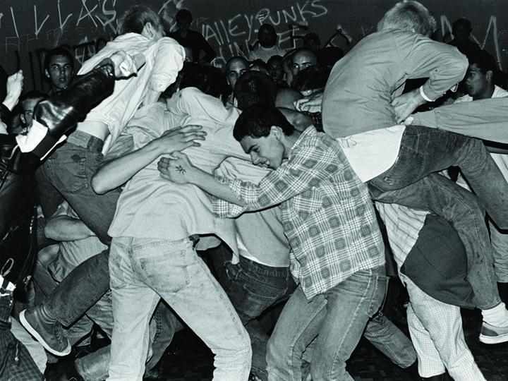 punk rock gangs