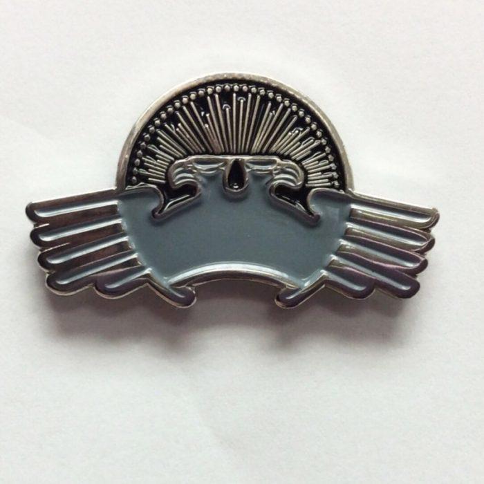 Hawkwind Pin - Poser Gear - $9