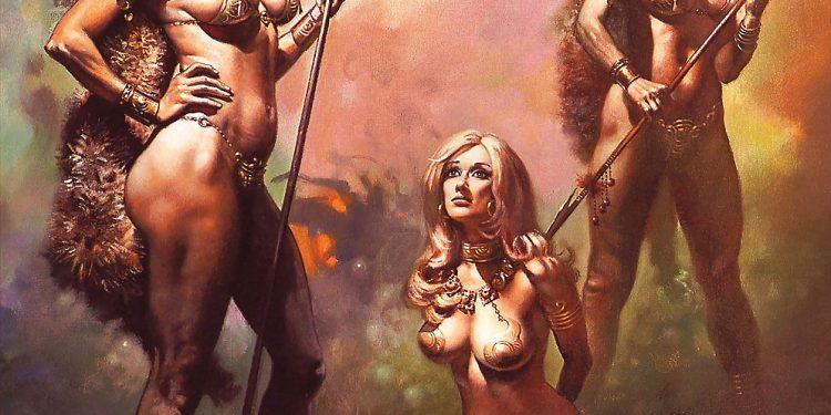 Captive of Gor by Boris Vallejo