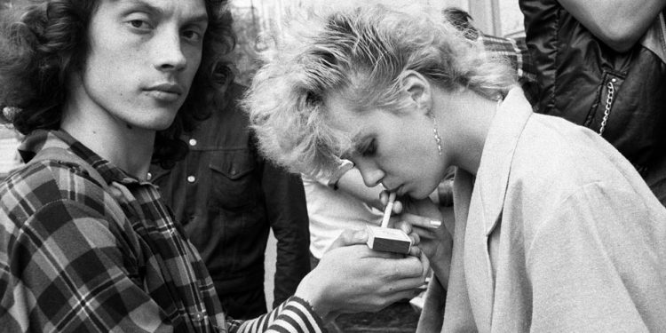 Moscow, 1987. Photo by Asa Kari Frank.
