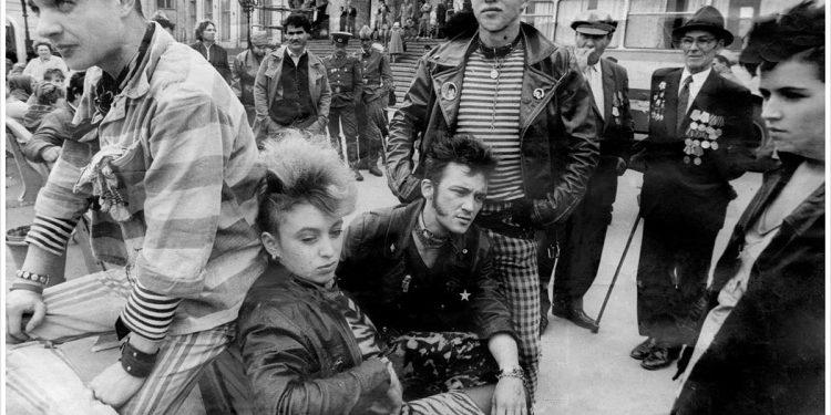 Volgograd, 1988.