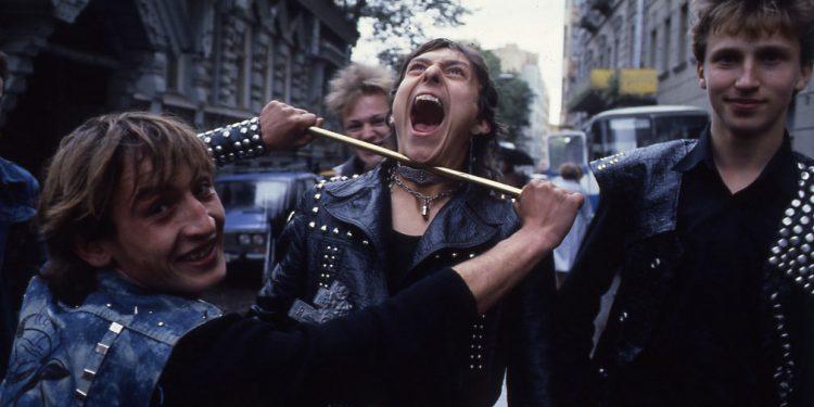 Moscow, 1986. Photo by Sergey Borisov.