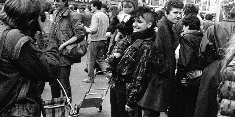 Leningrad, 1987. Photo by Yaroslav Mayev.